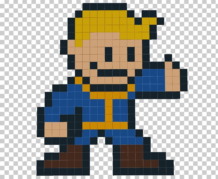 Fallout: New Vegas Pixel Art The Vault Super Street Fighter IV PNG ... clip library