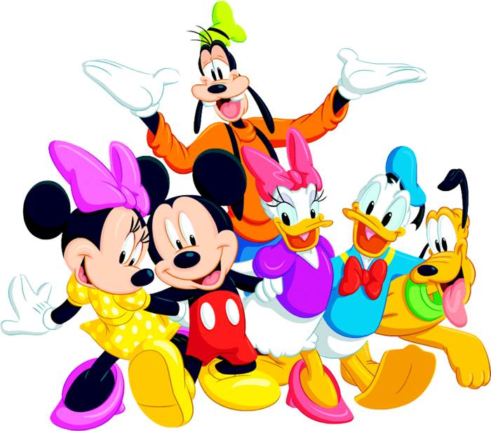 Free clipart disney characters picture black and white stock Free Disney Cliparts, Download Free Clip Art, Free Clip Art on ... picture black and white stock