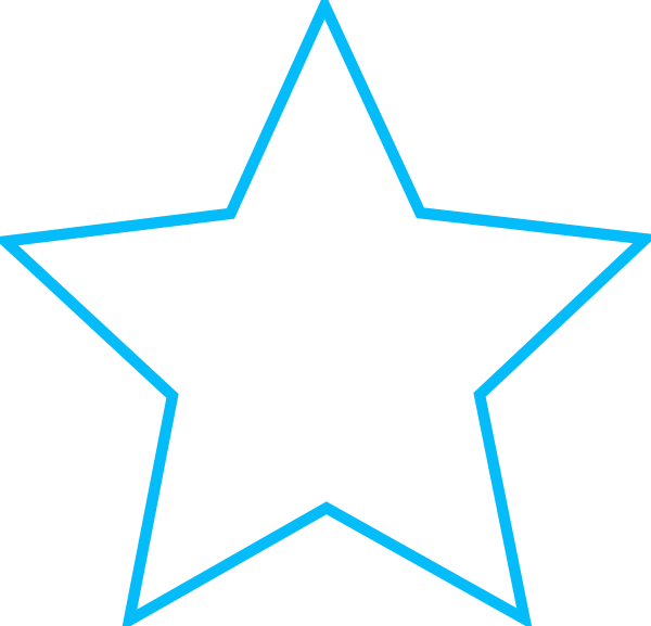 Light blue star clipart banner free library Small Star Drawing at GetDrawings.com | Free for personal use Small ... banner free library
