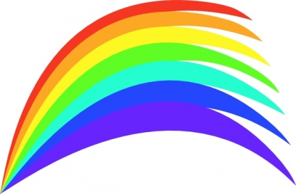 8 rainbow clipart png royalty free stock Rainbow clip art free clipart images 8 - ClipartAndScrap png royalty free stock