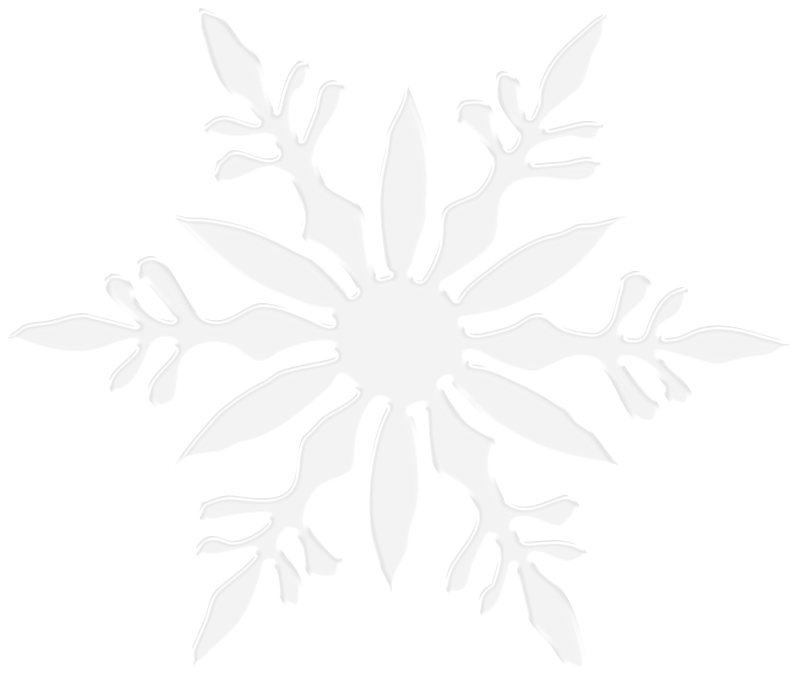 Free white snowflake clipart no background jpg freeuse download Snowflake Clipart Transparent Background Feb 2018 jpg freeuse download