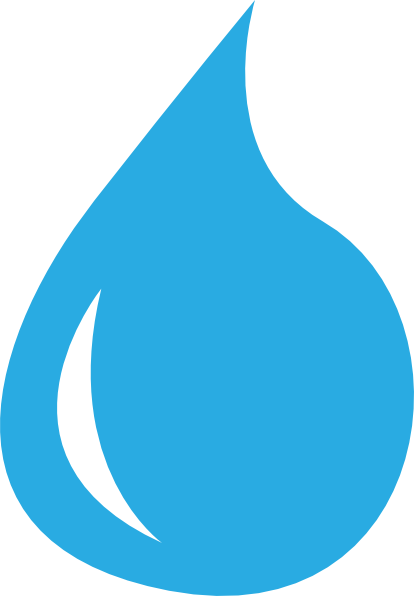 Water Droplet Clip Art at Clker.com - vector clip art online ... jpg library library