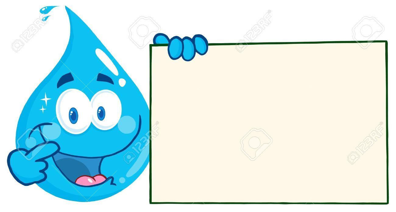 Happy water drop clipart 8 » Clipart Portal banner