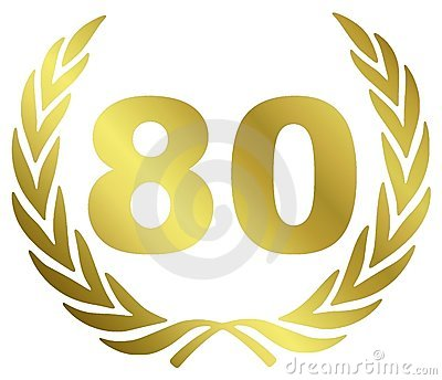 80 ans clipart - ClipartFox png royalty free