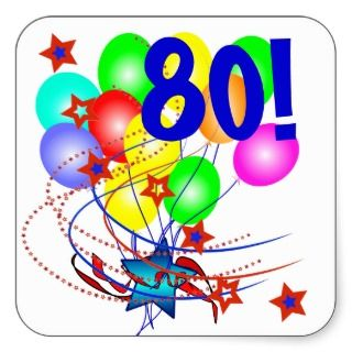 80 birthday clipart png royalty free library Gallery For > 80 Birthday Clipart Discovery Teacher png royalty free library