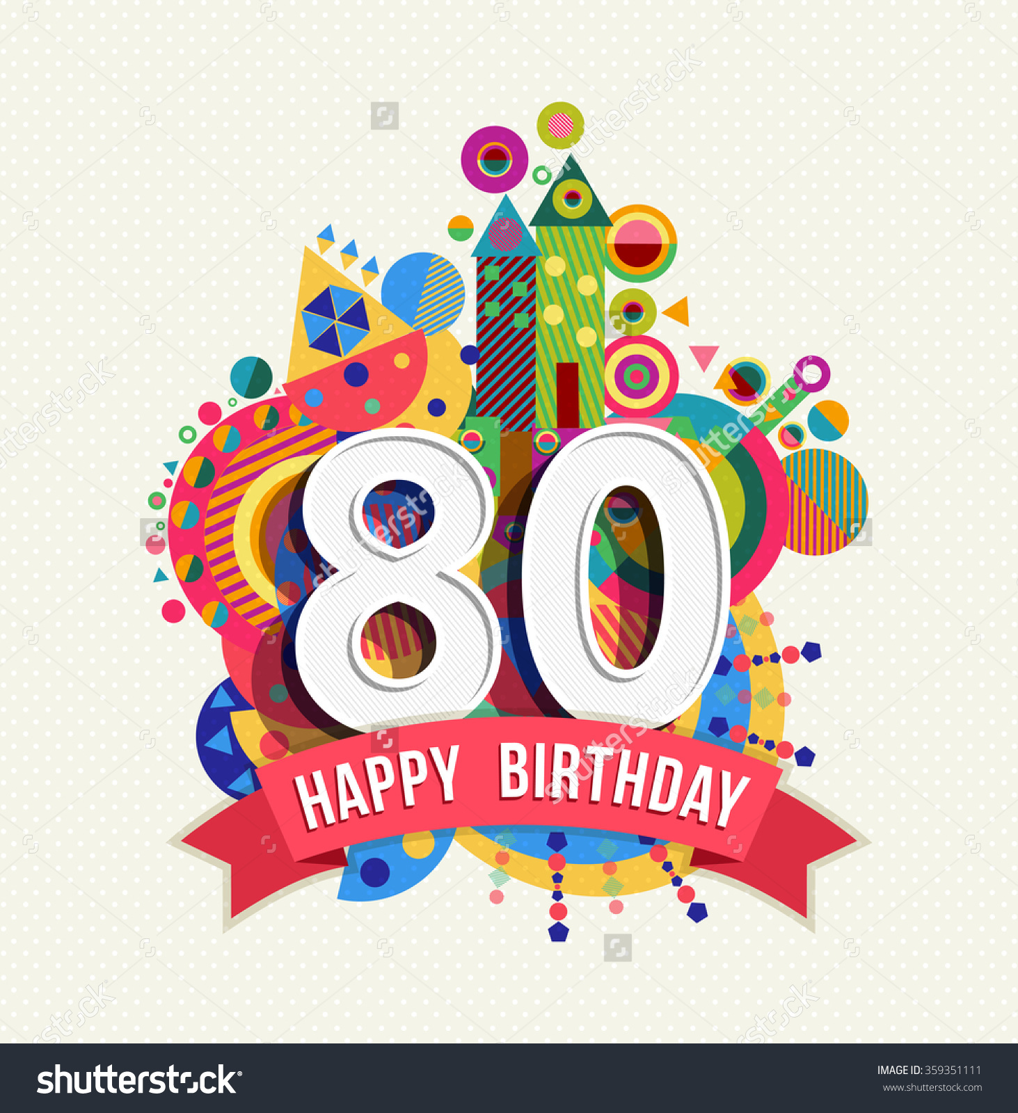80 birthday clipart free 80 year old clipart - ClipartFest free