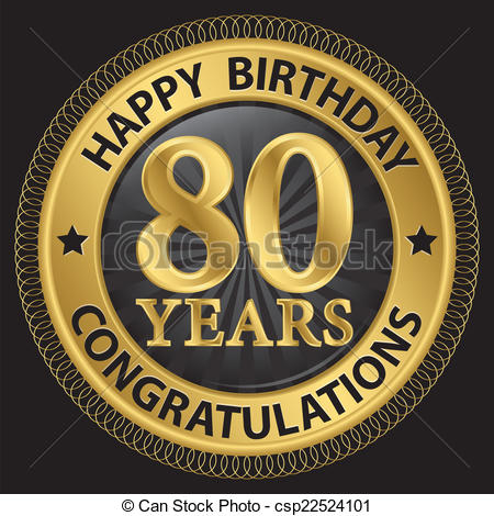 and stock illustrations. 80 birthday clipart