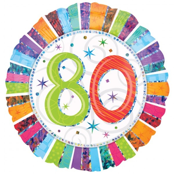 80 birthday clipart png stock 80th birthday clipart - ClipartFest png stock