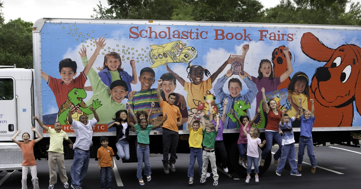 80 s day book fair clipart png freeuse 17 Scholastic Book Fair Books You Just Had To Buy png freeuse