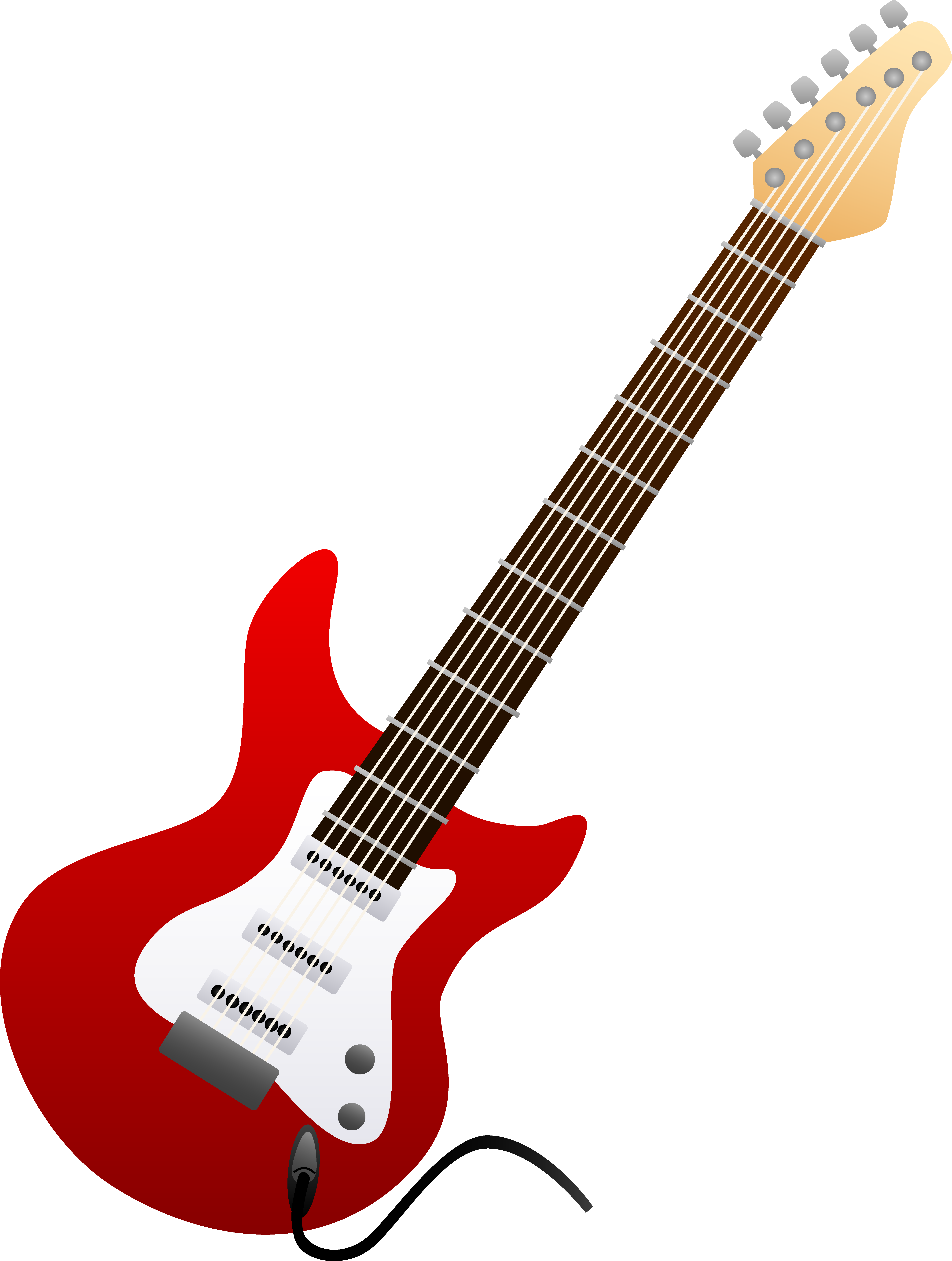 80 s electric guitar clipart clipart freeuse Free Electric Guitar Clipart, Download Free Clip Art, Free Clip Art ... clipart freeuse