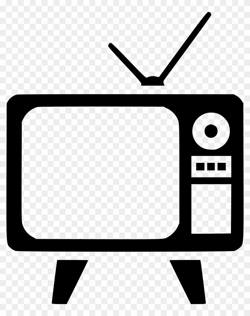 Television Clipart Classic Tv - Classic Tv Icon Png, Transparent Png ... png free stock