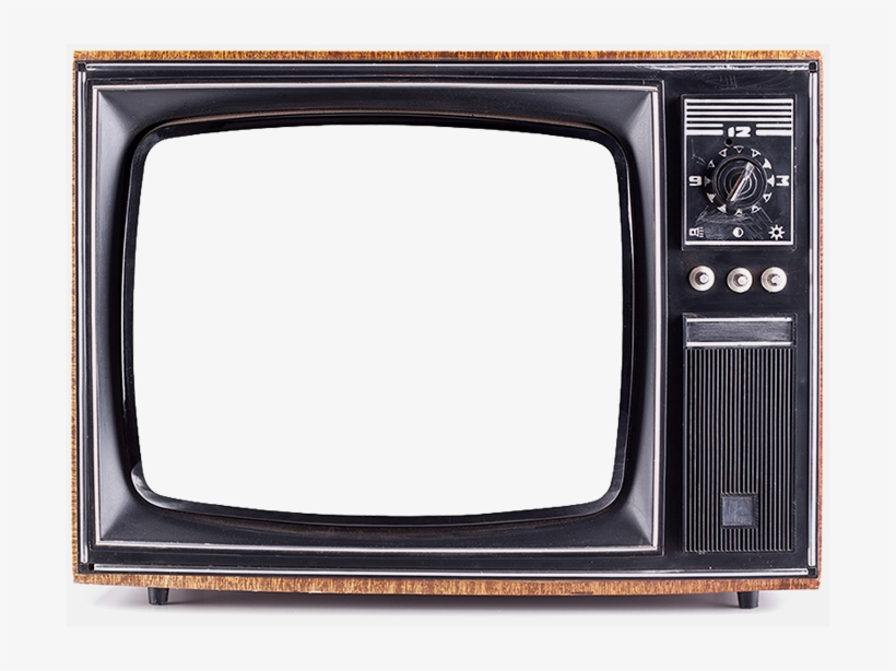 Old Tv Png - 80s Tv Png PNG Image | Transparent PNG Free Download on ... vector black and white library