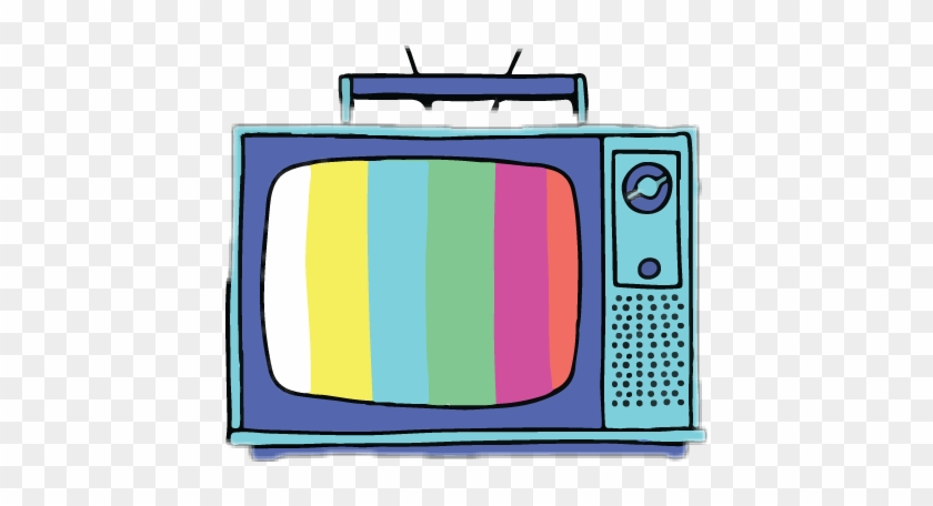 tv #80s - 80\'s Tv Png, Transparent Png - 434x376(#4356010) - PngFind picture transparent stock