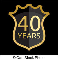 80 year old clipart.  vector graphics eps