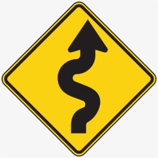 800 x 200 pixel clipart traffic signs png transparent Winding Road Clipart - Winding Road Clip Art , Transparent Cartoon ... png transparent