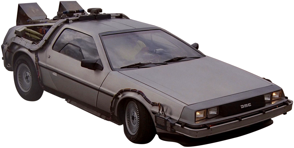 Back to the future car clipart clipart free library Back to the Future 1985 DeLorean png by ENT2PRI9SE on DeviantArt clipart free library