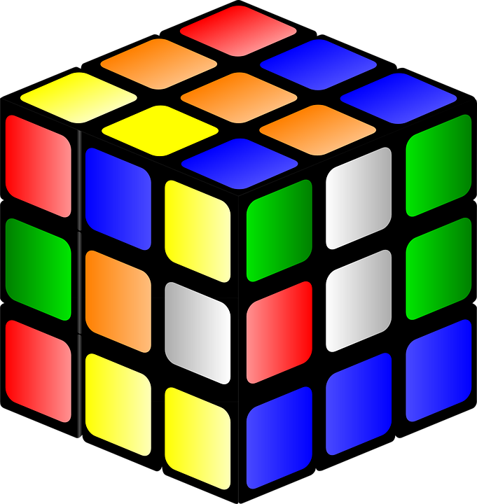 80s clipart images graphic free download Rubik's Cube PNG Image - PurePNG | Free transparent CC0 PNG Image ... graphic free download