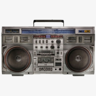 Free 80s Boombox Clipart Cliparts, Silhouettes, Cartoons Free ... svg library stock