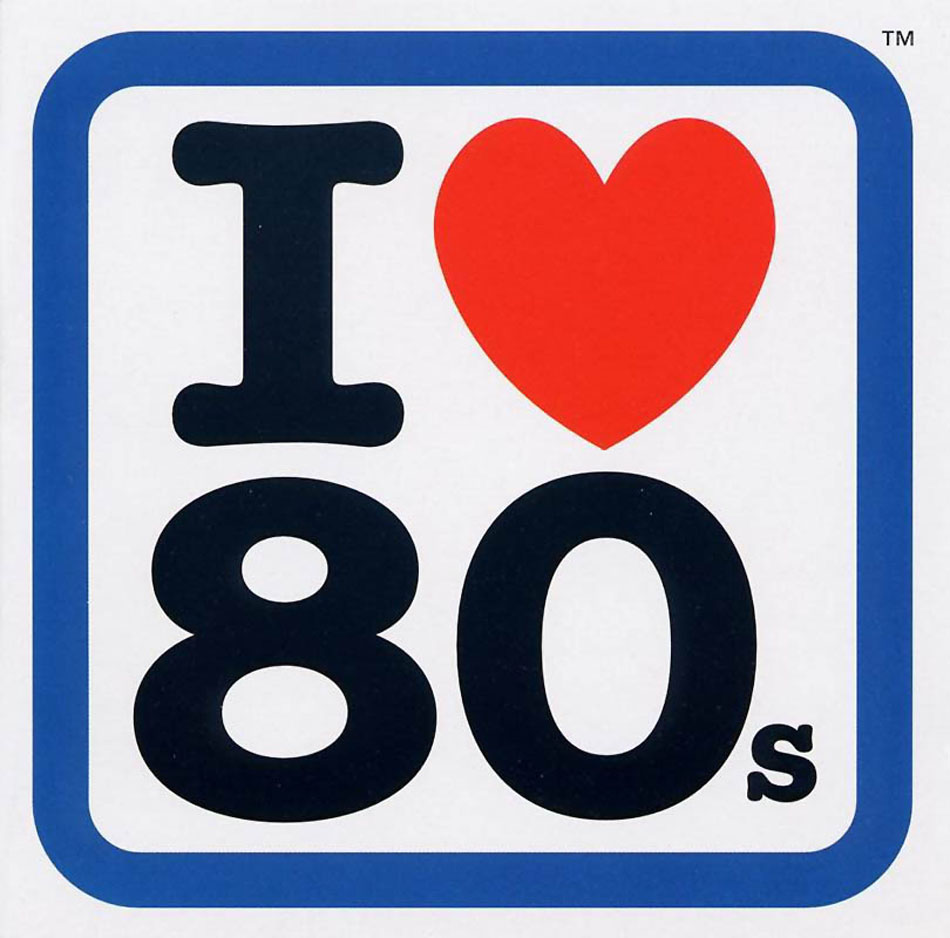 80s love clipart image stock I Love The 80s Clipart - Clip Art Library image stock