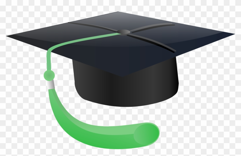 Degree Hat Png Image - Cap And Gown Png, Transparent Png - 3200x1927 ... clipart transparent library