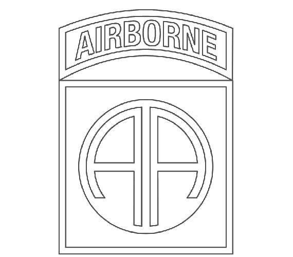 82 airborne patch clipart jpg transparent download US Army 82nd Airborne Division Patch Vector Files, dxf eps svg ai ... jpg transparent download