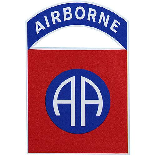82 airborne patch clipart banner royalty free 82nd Airborne Division Vinyl Decal banner royalty free
