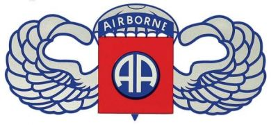 82 airborne patch clipart jpg royalty free download 82d Patch With Novice Wings Decal jpg royalty free download