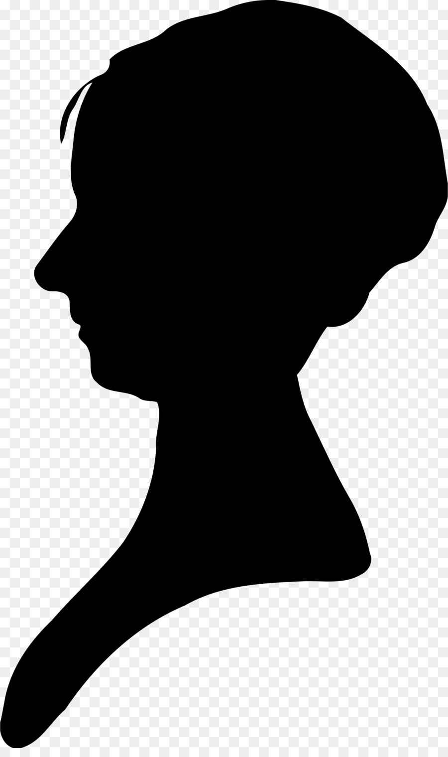 890 s clipart image library download Human head Clip art - woman png download - 890*981 - Free ... image library download