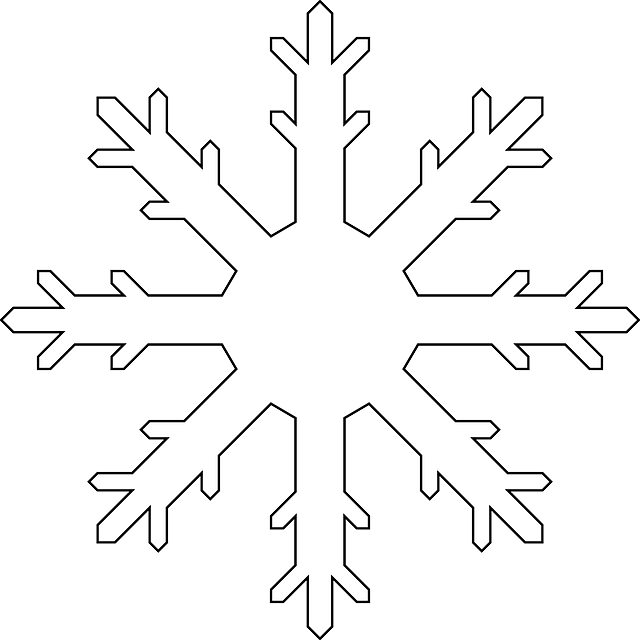 Christmas snowflake clipart black and white clip freeuse download Snowflakes PNG images free download, snowflake PNG clip freeuse download