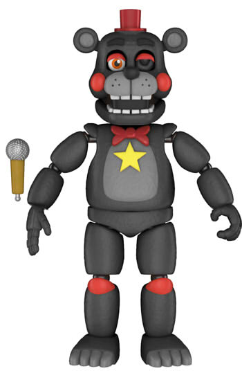 8th lefty clipart image transparent stock I fixed the lefty action figure by funko : fivenightsatfreddys image transparent stock
