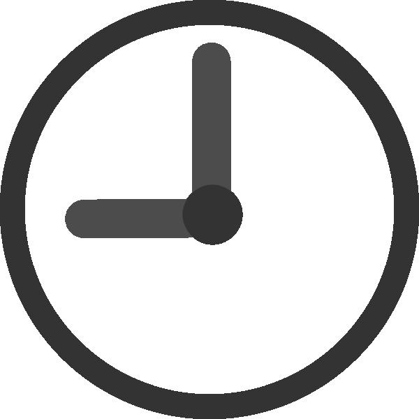 9 00 clipart svg library download Clock 9 00 Transparent Clip Art At Clker Com Vector Clip Art - Clip ... svg library download
