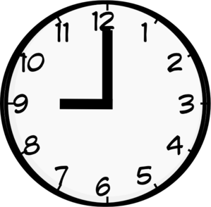 9 00 pm clipart image stock Free 9 Clock Cliparts, Download Free Clip Art, Free Clip Art on ... image stock