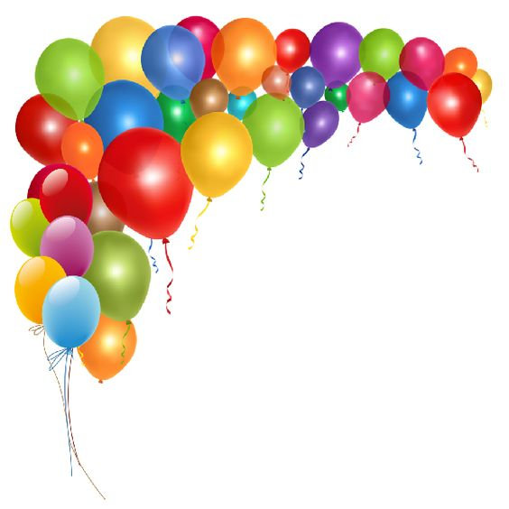9 balloons clipart vector library download Free Birthday Balloons Cliparts Download Clip Art Gorgeous Balloon ... vector library download