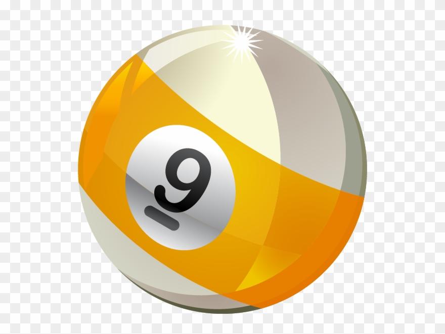 Yellow 9 ball clipart clip art freeuse Next - Billiard Ball No 9 Clipart (#1443567) - PinClipart clip art freeuse