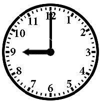 9 O Clock Alarm | Unique Alarm Clock #200372 - Clipartimage.com svg freeuse