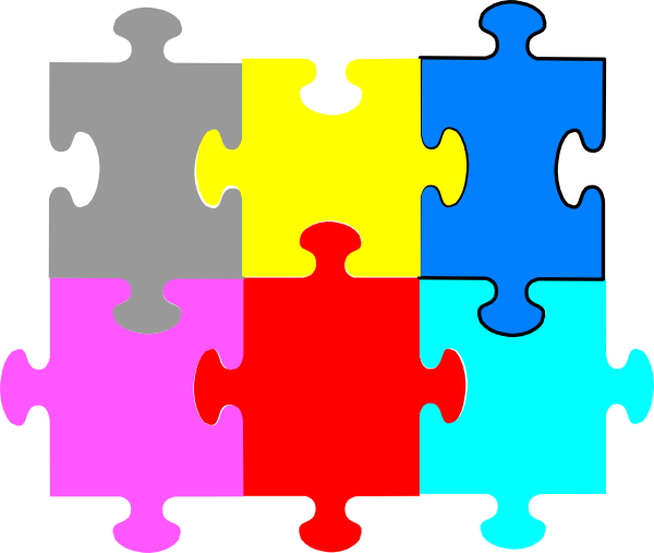 9 pieces clipart clipart library library Puzzle clipart 9 piece for free download and use images in ... clipart library library