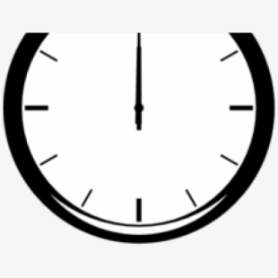 9 pm clock clipart jpg black and white download Clock Clipart 12 Am - Clock At 12 Pm #794468 - Free Cliparts on ... jpg black and white download