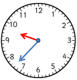 9 pm clock clipart vector library library Telling the Time: Digital Time (2) Worksheet - EdPlace vector library library