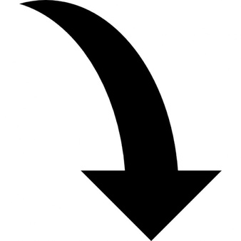 Curved Arrow Vectors, Photos and PSD files | Free Download clip art free