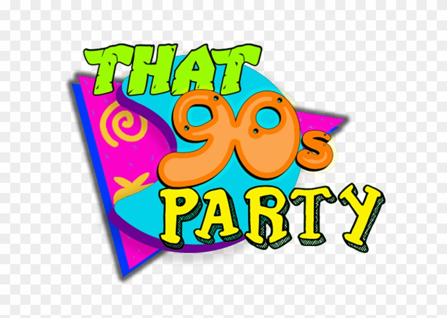 90s Clipart Transparent - 90s Attire - Png Download (#996491 ... clip library