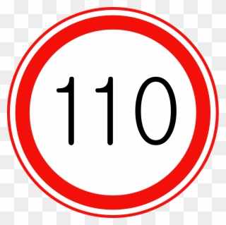 Open - Speed Limit 90 Png Clipart - Full Size Clipart (#1644363 ... free stock