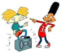 heyarnold #nickelodeon #90s #nicktoons #animation #clipart ... clip art black and white download