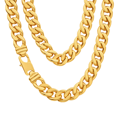 90s gold chain clipart clipart black and white Thug Life Real Gold Chain transparent PNG - StickPNG clipart black and white