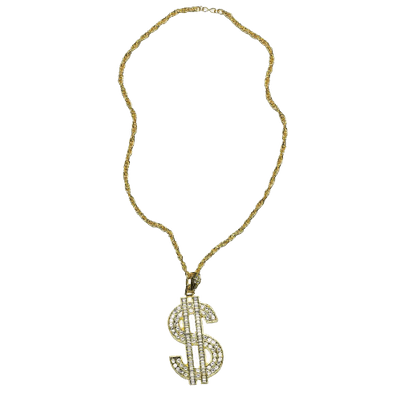 90s gold chain clipart clipart freeuse stock Thug Life Real Gold Chain transparent PNG - StickPNG clipart freeuse stock