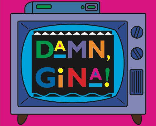 90s hip hop clipart image royalty free Image result for damn gina logo | 90s Hip Hop Party - Gina 40th ... image royalty free
