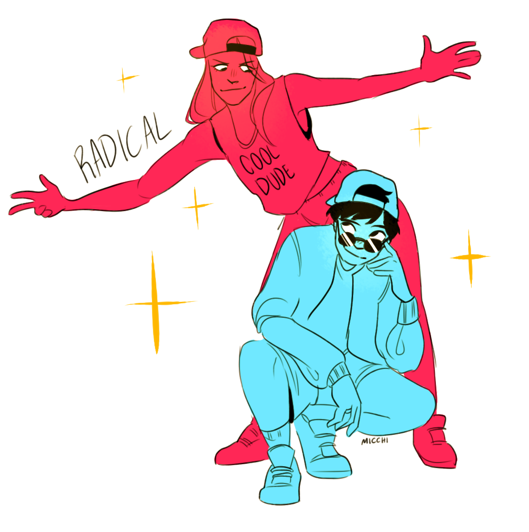 90s hip hop clipart clip free library draw shit drawww shit — Micchi draw our muses in 90s hip hop clothes ... clip free library