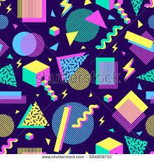 90s shape clipart jpg black and white Image result for 80s shapes | 80s/90s Shapes | Retro design ... jpg black and white