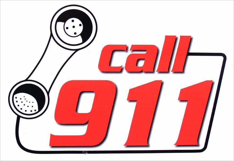 Call 911 clipart 1 » Clipart Portal clip transparent