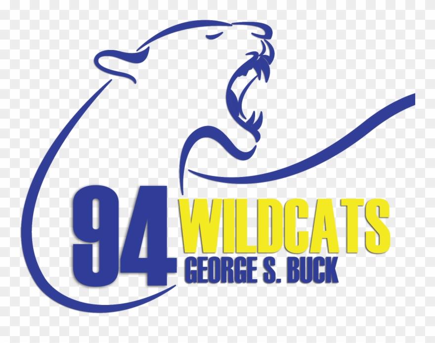 Buck School - George Buck Elementary School 94 Clipart (#392149 ... vector transparent stock