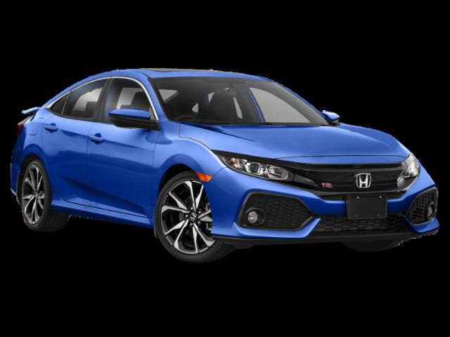 95 civic hatch clipart transparent stock New 2019 Honda Civic Si Sedan Manual With Navigation transparent stock